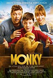 Zaterdag 18 mei Filmhuis Cinebat 18.15 uur : Monky