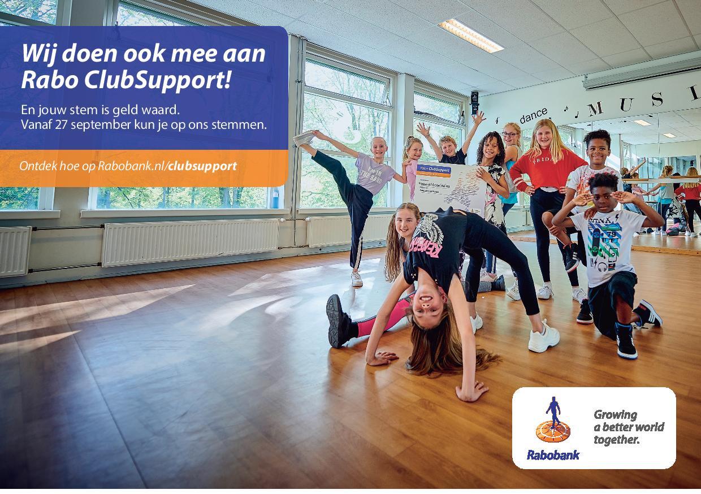 Stichting Cultuurhuus Bathmen doet mee aan Rabobank Clubsupport voor nieuwe Ledverlichting. Stem op ons vanaf 27 september!!!